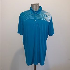 Puma golf shirt size XL
